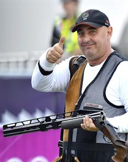Bognár Richárd, olimpiai újonc 45 évesen