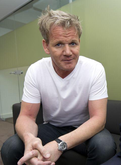Gordon Ramsay 45 éves