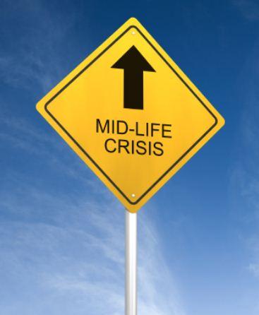 Életközép válság tünetek, merre tovább
